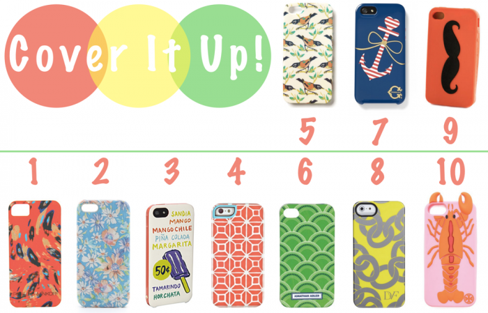 iPhone Cases for Summer
