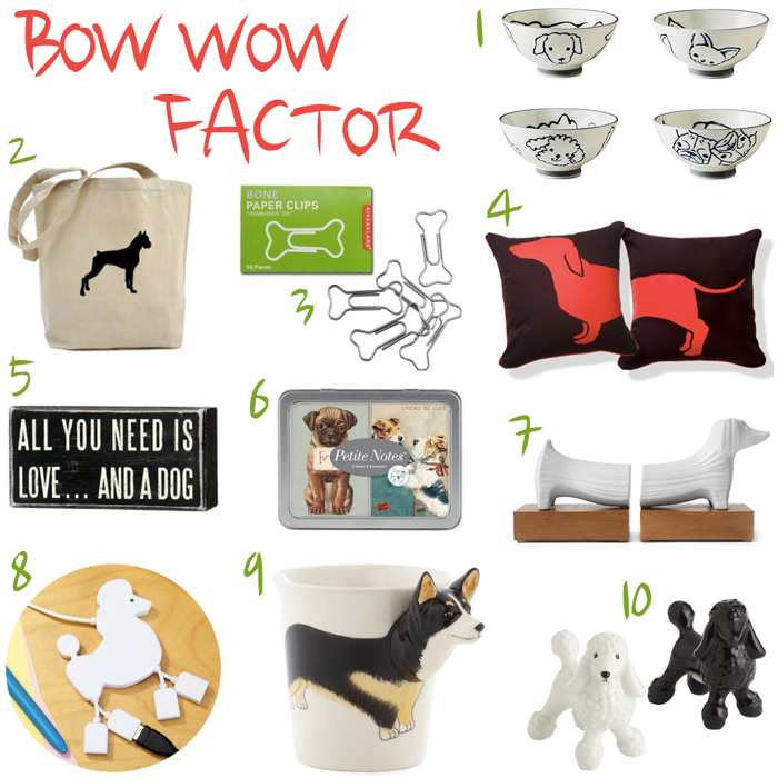 Home Products for Dog Lovers
