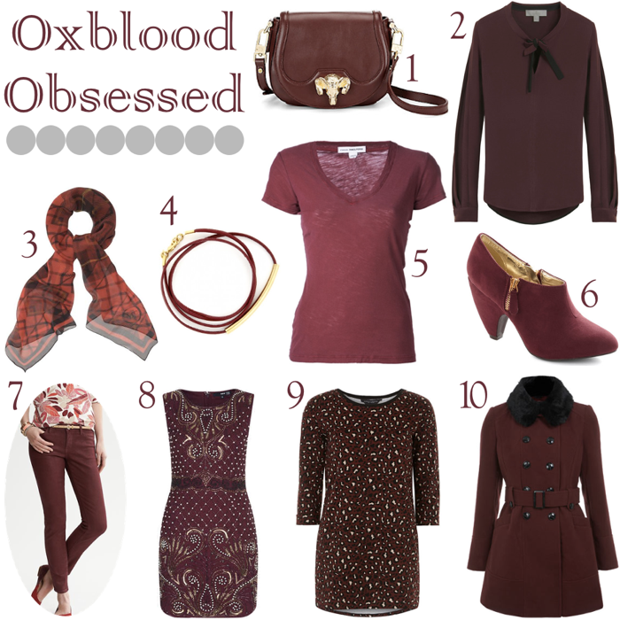 Oxblood Fashion