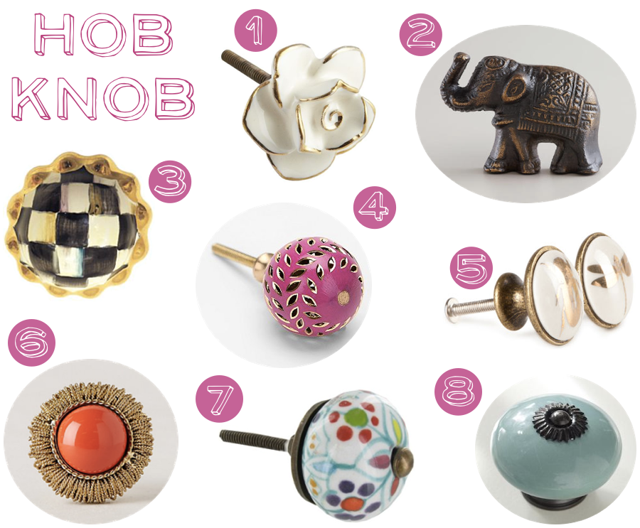 Cute Drawer Knobs