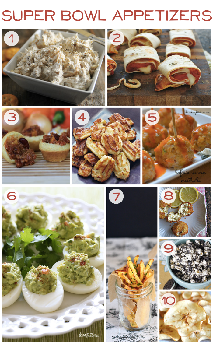 Top 28 Superbowl Appetizers The Ultimate Super Bowl