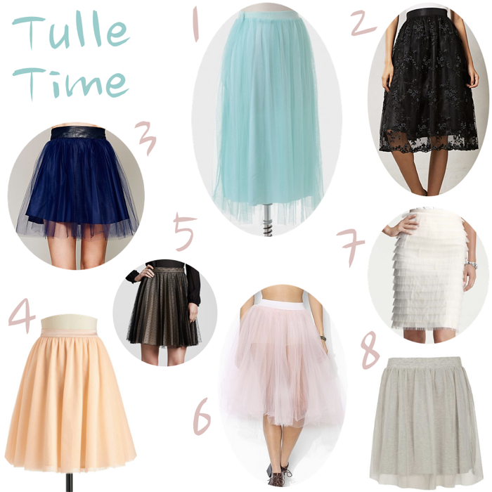 Tulle Skirts for Women