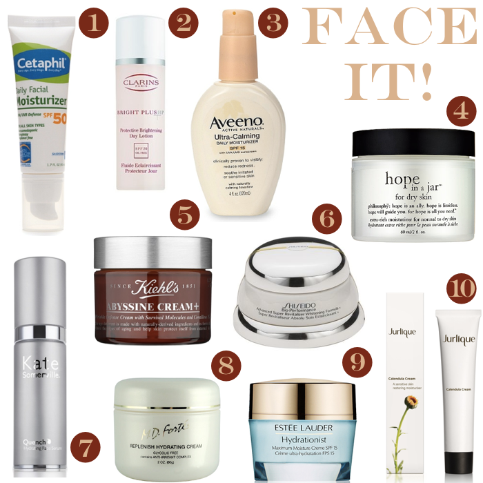 Good facial creams