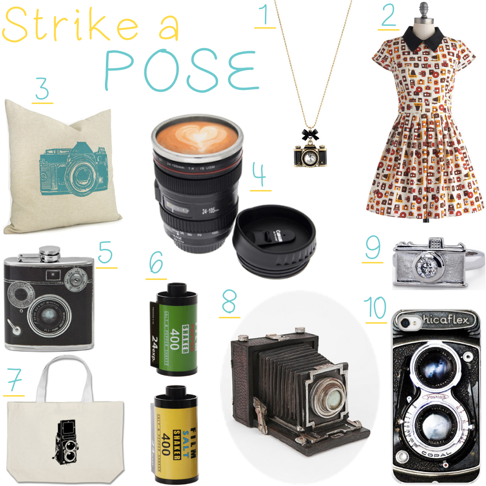10 Gift Ideas For The Photographer